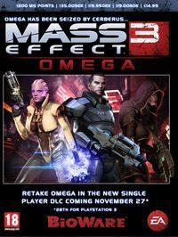 Okładka Mass Effect 3: Omega (PC)