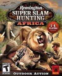 Okładka Remington Super Slam Hunting: Africa (Wii)