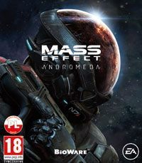 Game Box for Mass Effect: Andromeda (PC)