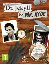 Game Box for The Mysterious Case of Dr. Jekyll and Mr. Hyde (NDS)