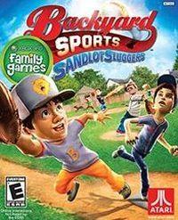 Game Box for Backyard Sports: Sandlot Sluggers (NDS)
