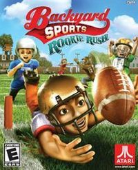 Game Box for Backyard Sports: Rookie Rush (Wii)