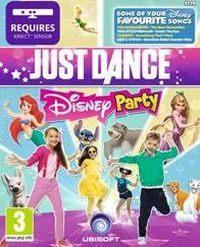 Okładka Just Dance: Disney Party (X360)