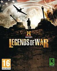 Game Box for History: Legends of War - Patton (PSV)