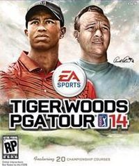 Okładka Tiger Woods PGA Tour 14 (PS3)