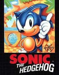 Game Box for Sonic the Hedgehog (1991) (X360)
