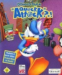 Okładka Donald Duck: Goin' Quackers (PC)
