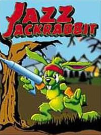 Okładka Jazz Jackrabbit (PC)