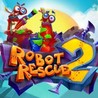 Game Box for Robot Rescue 2 (PC)