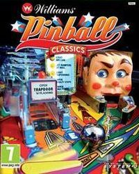 Game Box for Williams Pinball Classics (PSP)