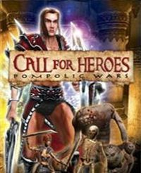 Game Box for Call for Heroes: Pompolic Wars (Wii)