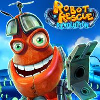 Okładka Robot Rescue: Revolution (PS3)
