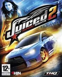 Game Box for Juiced 2: Hot Import Nights (PC)
