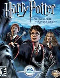 Game Box for Harry Potter and the Prisoner of Azkaban (PC)