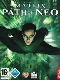 Okładka The Matrix: Path of Neo (PC)