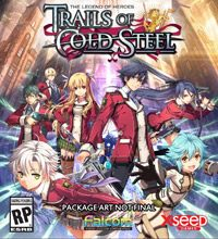 Game Box for The Legend of Heroes: Trails of Cold Steel (PS3)