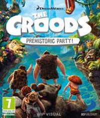 Okładka The Croods: Prehistoric Party! (3DS)