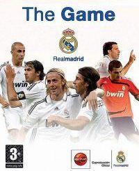 Okładka Real Madrid: The Game (PSP)