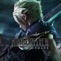 Okładka Final Fantasy VII Remake Intergrade (PS5)