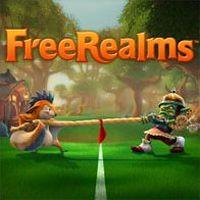 Okładka Free Realms (PC)