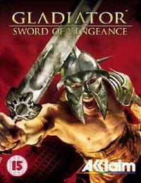 Okładka Gladiator: Sword of Vengeance (PS2)
