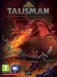 Talisman: Digital Edition (PS4 cover