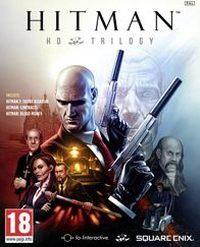 Okładka Hitman HD Trilogy (X360)