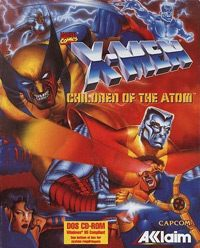 Okładka X-Men: Children of the Atom (PC)