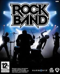 Okładka Rock Band (Wii)