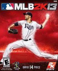 Okładka MLB 2K13 (X360)