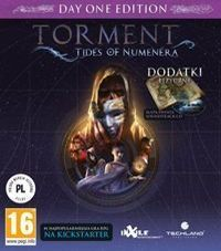 Game Box for Torment: Tides of Numenera (PC)