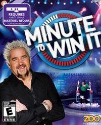 Okładka Minute to Win It (X360)