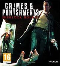 Okładka Sherlock Holmes: Crimes and Punishments (PC)
