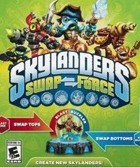 Okładka Skylanders Swap Force (PS4)