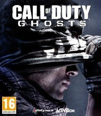 Okładka Call of Duty: Ghosts (X360)