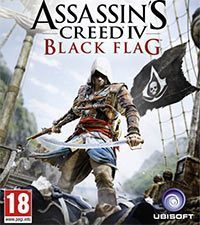 Game Box for Assassin's Creed IV: Black Flag (X360)