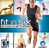 Okładka Fit in Six (Wii)