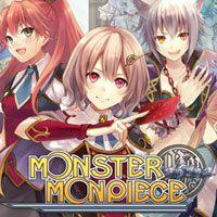 Okładka Monster Monpiece (PSV)
