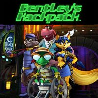 Game Box for Bentley's Hackpack (PS3)