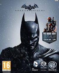 Okładka Batman: Arkham Origins (PC)