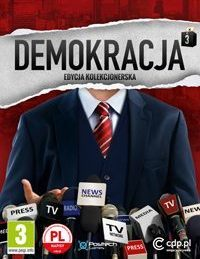 Game Box for Democracy 3 (PC)
