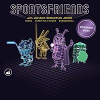 Sportsfriends (PS4 cover