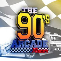 Okładka The 90's Arcade Racer (PC)