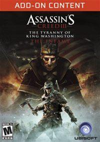 Assassin's Creed III: The Tyranny of King Washington - The Infamy (PC cover