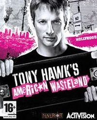 Game Box for Tony Hawk's American Wasteland (PC)