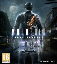 Game Box for Murdered: Soul Suspect (PC)