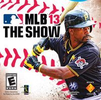 Game Box for MLB 13: The Show (PSV)