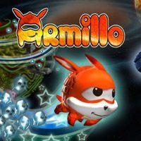 Okładka Armillo: The Parallel Universe Mystery (WiiU)