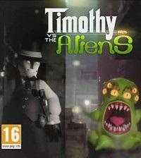 Okładka Timothy vs the Aliens (PC)
