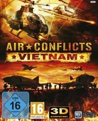 Okładka Air Conflicts: Vietnam Ultimate Edition (PS4)
